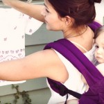 Win the ERGObaby Original Baby Carrier in Mystic Purple