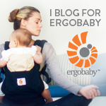 I blog for Ergobaby