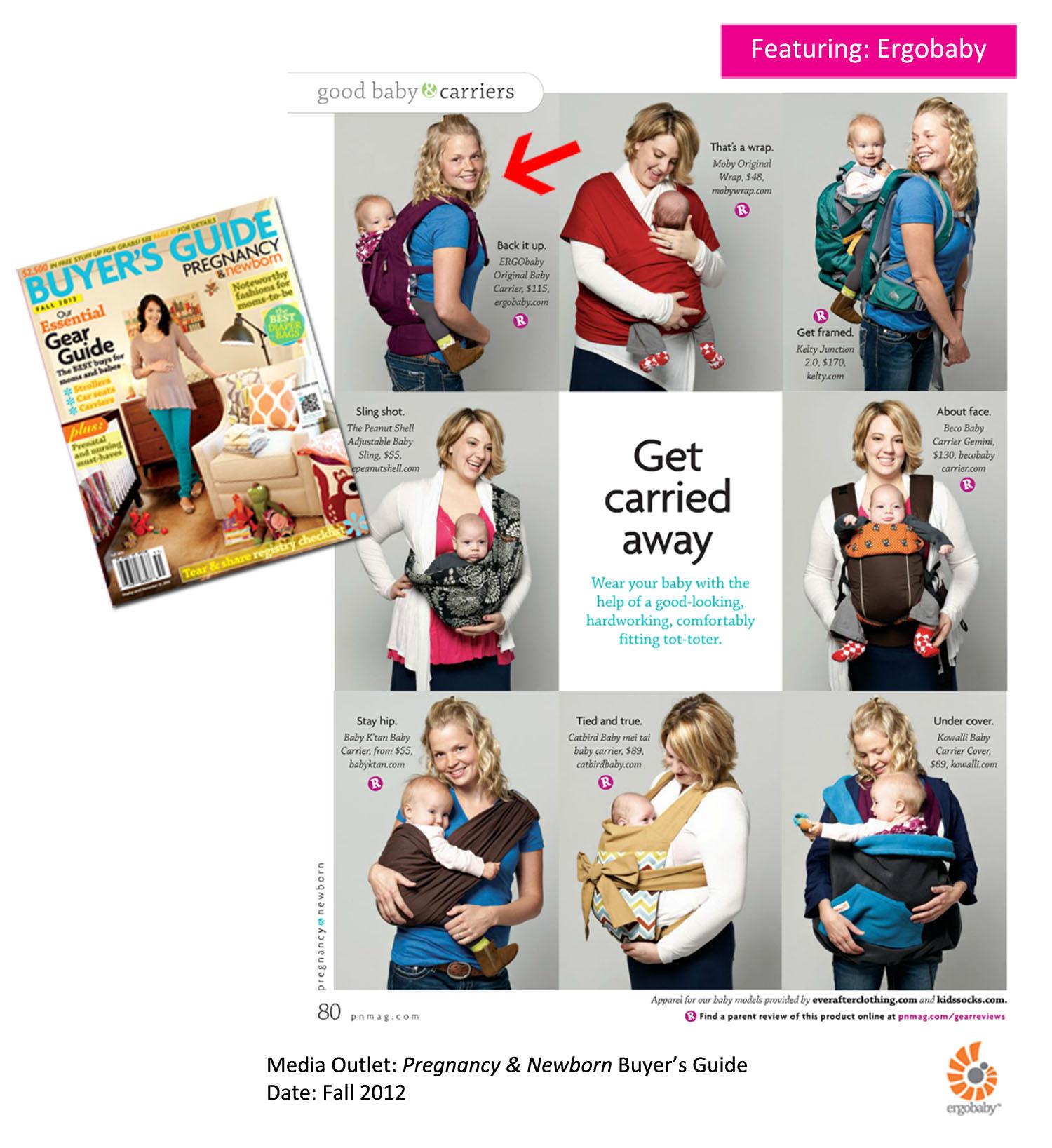 ergobaby original baby carrier instructions