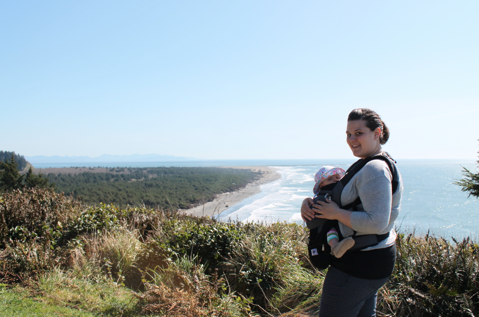ergo baby carrier for hiking