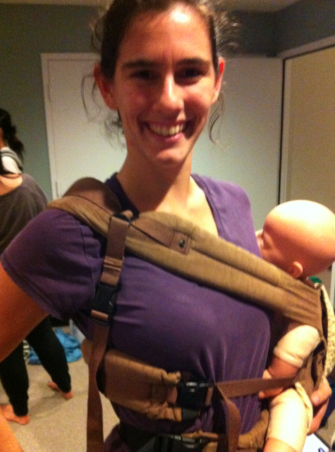 Babywearing Tip The Hip Carryergobaby Blog Ergobaby Blog