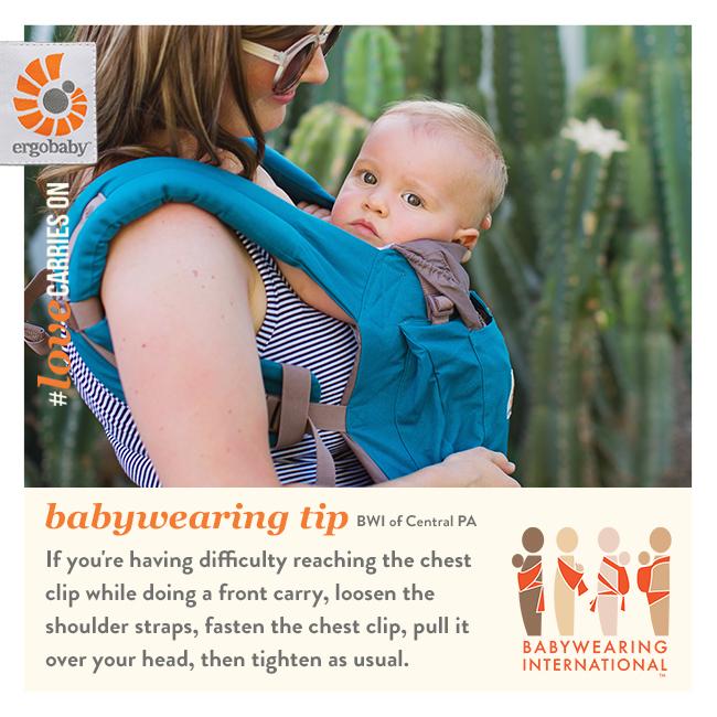 Babywearing Tips Ergobaby Blog