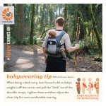 Babywearing Tips Back Carry