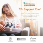 Nursing Pillow Giveaway