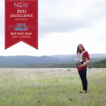 NCW Magazine Eco-Excellence Award Organic Baby Carrier Finalist
