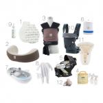 Newborn Essentials - Ergobaby and more