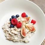 Supergrain Porridge - Recipes for Breastfeedings Mothers
