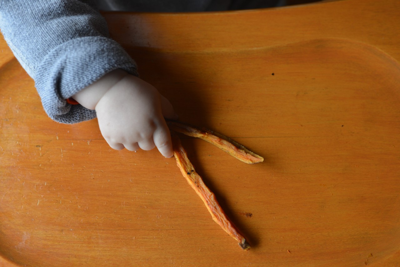 Why We Love Baby-Led Weaning