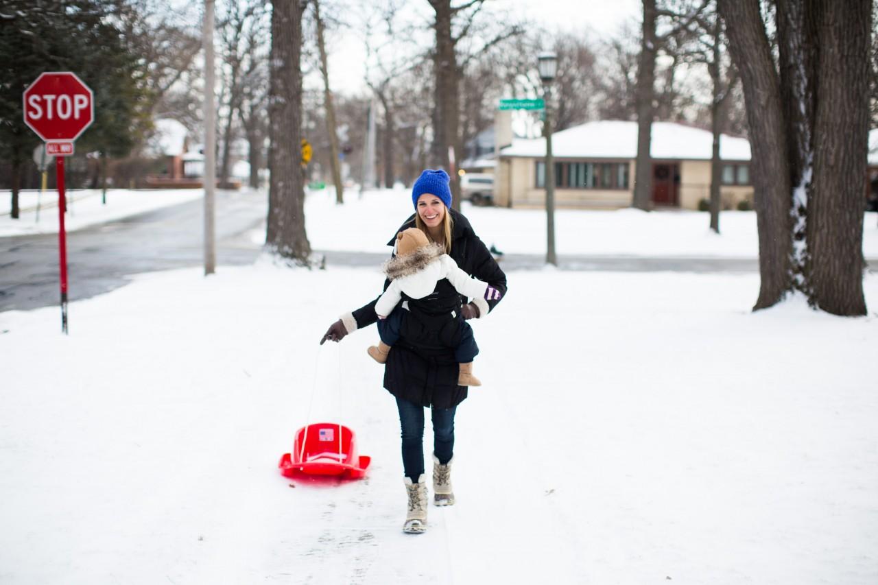 Winter Essentials with Baby