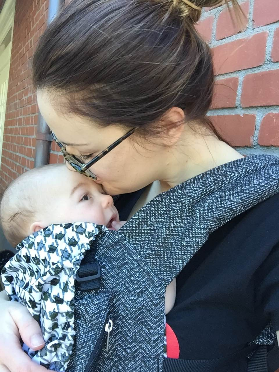 Ergobaby Takeover | A Day in Jen Anderson's Babywearing Life