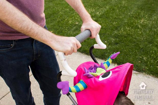 stroller hacks for moms