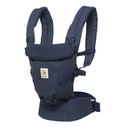 Adapt Baby Carrier: Navy Mini Dots