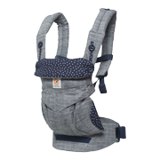 360 All Positions Baby Carrier: Star Dust