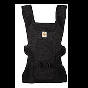 Aerloom Baby Carrier: Charcoal/Black