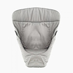 Ergobaby Easy Snug Infant Insert: Original Grey