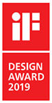 iF Design Award Siegel