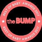 Ergobaby is The Bump's 2017 Best of Baby Award Winner