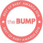 Ergobaby is The Bump's 2018 Best of Baby Award Winner