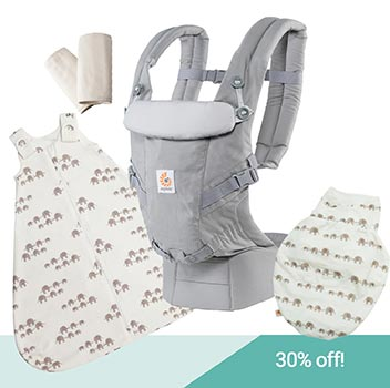 Ergobaby Adapt Bundle - 30% off
