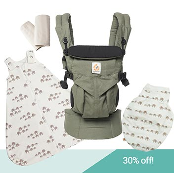 Ergobaby Omni 360 Bundle - 30% off