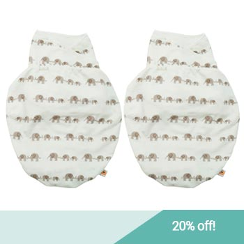 Ergobaby Baby Wrap Bundle - 20% off
