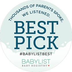Babylist 2015 Best Pick Award Winner