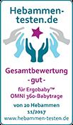 Siegel Hebammen-testen.de