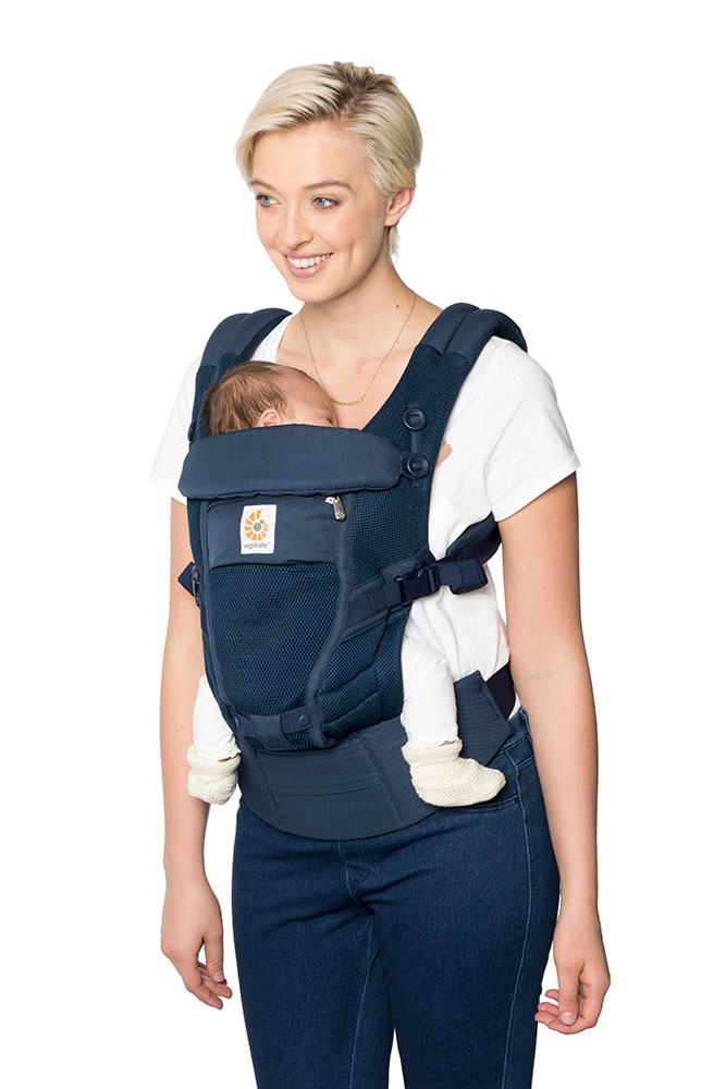 Adapt Baby Carrier in Cool Air Mesh