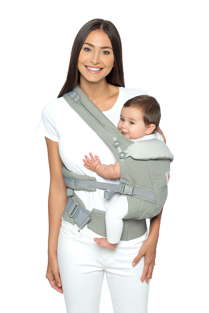Adapt Baby Carrier Best Carrier For Newborn Black