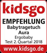 kidsgo_Testsiegel_Ergobaby_Babytragetuch_Aura