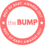 Ergobaby is The Bump's 2017 Best of Baby Award Winner