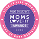Ergobaby is What To Expect's Mom's Love it Award winner for 2015