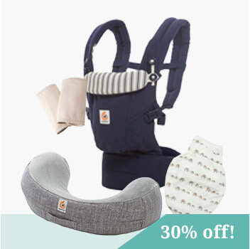 Ergobaby Adapt Bundle - 30% off