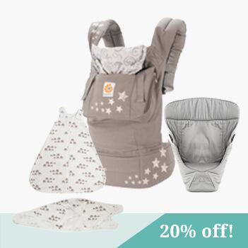 Ergobaby Basics Bundle - 20% off