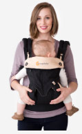 ergobaby hip carry instructions
